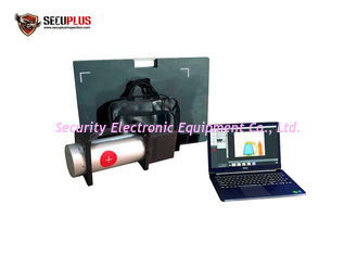 China 120KV Dual View Portable X Ray Scaning Machine For Baggage Inspection supplier