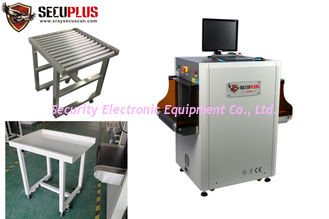 China 80KV baggage x ray scanner multi language with 80Kv generator Parcel scanner supplier