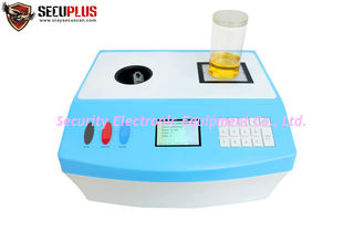 China LCD Screen Dangerous Liquid Scanner 10 Watt SPL-1000 For Security Inspection supplier