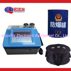 China Unlimited Storage Explosives and Drug Detector Analysis for Mass transit security supplier
