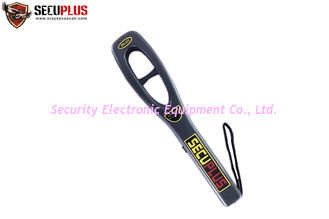 China High Accuracy Hand Held Metal Detector SPM-2009 Airport Security Check Scanner supplier