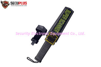 MD 3003B1 Hand Held Security Metal Detector Wand On / Off Switch With CE Certificates