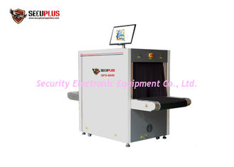 500GB Storage 38mm Steel Airport X Ray Inspection System