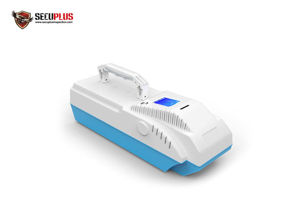 China TFT Screen 8 Seconds PIMS Airport Explosives Detector supplier