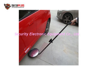 "China Rechargeable Convex 12"" 30cm Under Vehicle Search Mirror supplier"