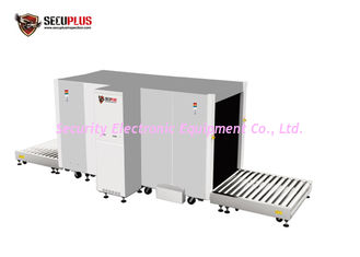 China SPX-180180 3KVA	40AWG 0.20m/s X Ray Cargo Scanner supplier