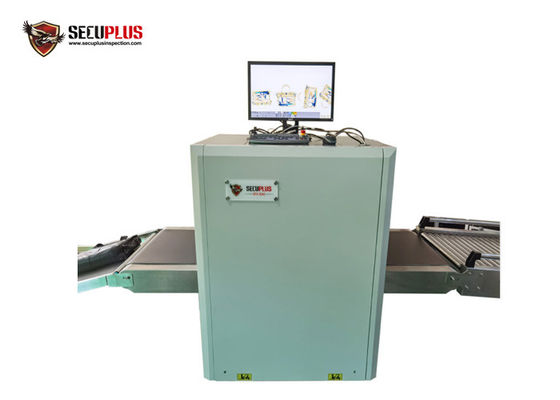 China 60*40cm Tunnel 1.5KW 160KV X Ray Baggage Scanner supplier
