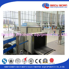 China Big Size 100*80cm Luggage X Ray Machines X Ray Airport Scanner supplier