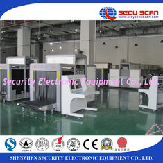 China 36-38mm High Resolution X Ray Baggage Scanner Inspection System for security check supplier