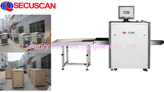 China Security Luggage X Ray Machines for checking small parcels / handbags / luggage at airports supplier