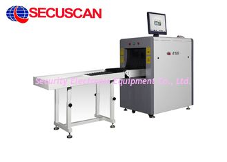 China 8mm Steel Security Luggage X Ray Machines for Military installations to Detect Drug and Explosive Powder supplier