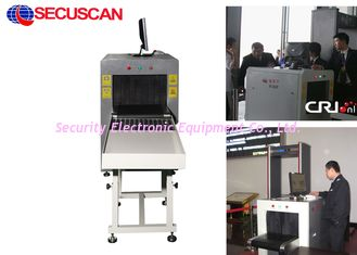 China High Resolution computed tomography scanner Baggage Screening Equipment supplier