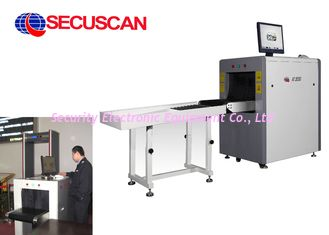 China Duel view  X ray Baggage Scanner Security Checkpoints / Hotels supplier