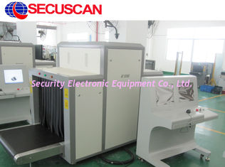 China Portable Security X Ray Baggage Scanning machine 1000 × 800 mm supplier