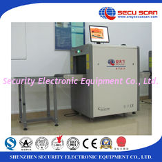 China Building X Ray Baggage Screening Equipment Parcel Check AT5030C SECUSCAN supplier