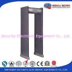 China Indoor Use Chinese made Walk Through Metal Detector with High performance supplier