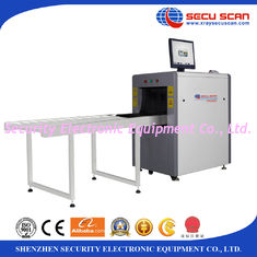China 8mm Steel Luggage X Ray Machines inspection for small size baggage and handbag supplier