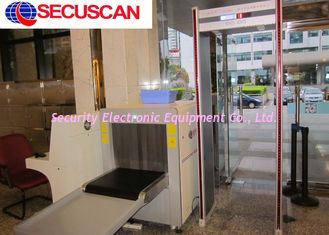 China Airport Security X Ray Baggage Scanner Baggage Inspection System supplier