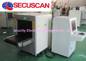 China Security Checkpoints X-ray Security Inspection System Conveyor Max Load supplier