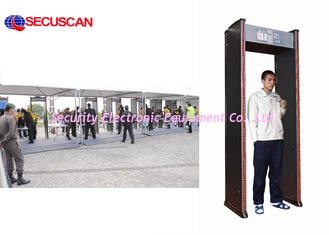 China Advance Security x ray machine Door Frame Metal Detector Full body supplier
