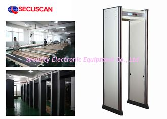 China Portable Walk Through Scanner LCD Screen  for Convention Centers supplier