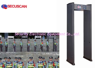 China Shock proof Industrial Metal Detector With High Sensitivity supplier