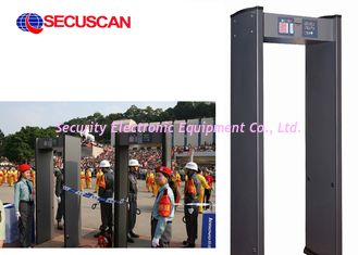 China Walk Through Metal Detector Security Metal Detector for Embassies supplier