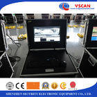 China Light Under Vehicle Monitoring System For Undercarriage Inspection , Rs422 Interface factory