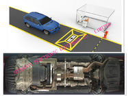 China Anti-fog High - Resolution Under Vehicle Surveillance System For Government Buildings factory