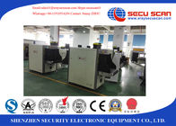 China CE Marks Color Image Luggage X Ray Machines Subway Hotels Security X Ray Scanner factory