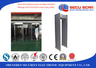 China Alert Arch Metal Detector Gate To Check Metal Weapons In Office Checkpoints factory