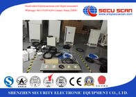 China Anti terrist under vehicle scanning camera system for parking lot , mall entrances factory