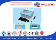 China Touch Screen Desktop Narcotic Explosives Detection Equipment For Lab / Airport / Army factory