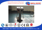 Metal Office Security Tripod Turnstile Hospital Access Control Turnstile