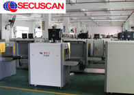 China Transport terminals X Ray Baggage Screening Equipment metal detector factory