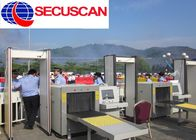 China 650 ( W ) * 500 ( H ) mm Cargo x ray scanning machine for Transport terminals, Hotels factory