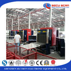 China Big tunnel size 100cm(H)*100cm(W) Cargo X - Ray  Luggage And Parcel Scanner factory
