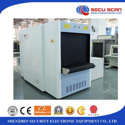 Three X - Ray Generator Luggage X Ray Machine Screening Contraband System