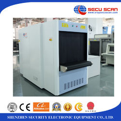 Triple X Ray View Baggage X Ray Machine Screening System 160KV generators