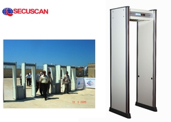 New security equipment Walkthrough Metal Detector Gate for Commercial buildings