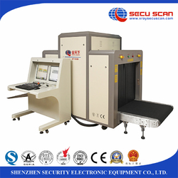 High performance X Ray Scanning Machine with penetration 34mm steel