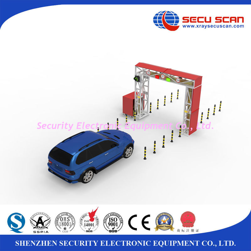 200 kv Vehicle Car X Ray Security Scanner For Contraband Inspection ...