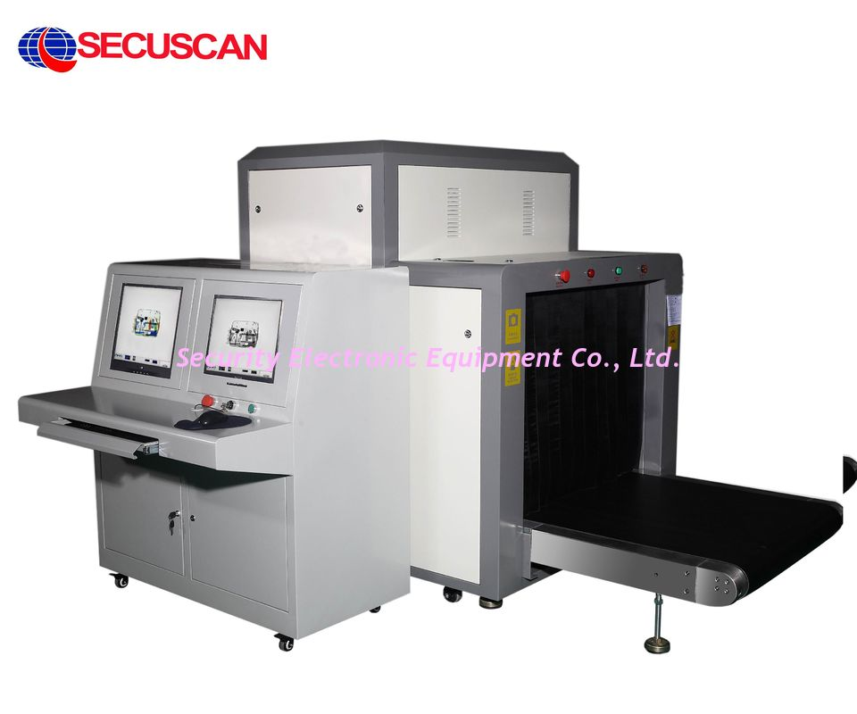 X Ray baggage screening equipment luggage security scanners