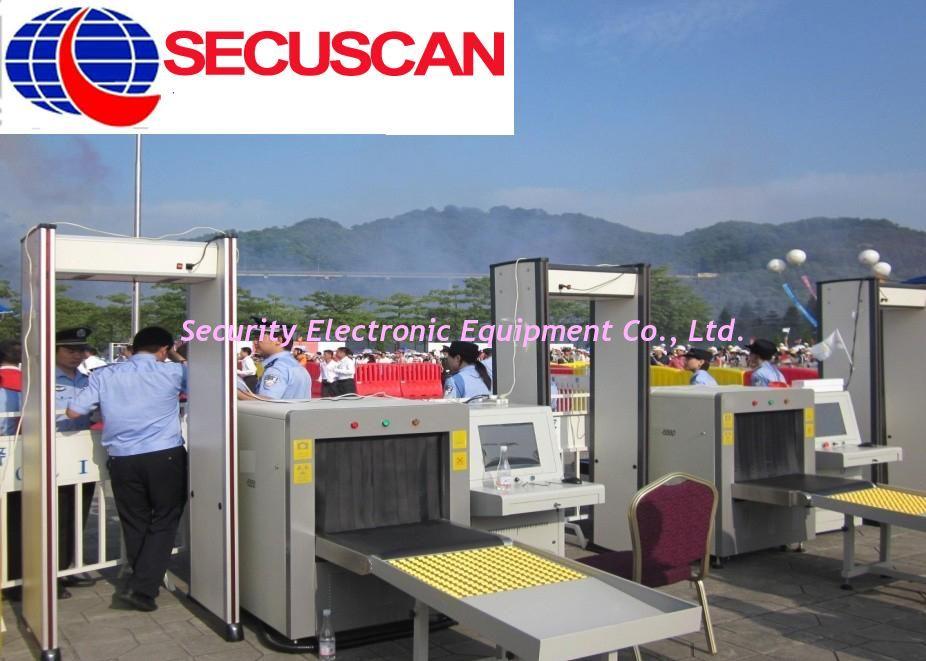scanning machine