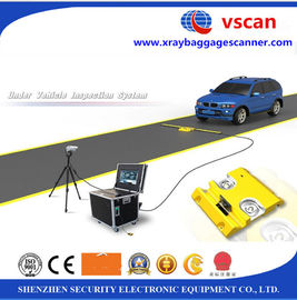 China High Resolution Security Under Vehicle Surveillance System 50 - 60hz distributor