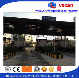Driver Face Capture Camera Under Vehicle Surveillance System For Vip Facilities