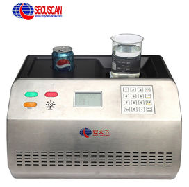 China Airport , Train Station Security Bottle Liquid Scanner distributor