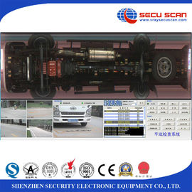 Intel Core CPU high resolution Under Vehicle Surveillance System For Bomb Explosive