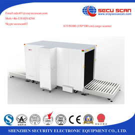 China Multi - Energy X Ray Security Inspection System For Cargo With 2000kg Load In Nuclear Power Station / Railways distributor