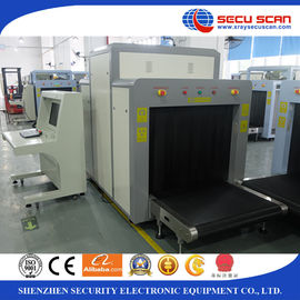 China Big tunnel size AT100100 airport security baggage scanners , x ray cargo scanner factory